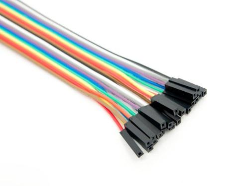 jumper kablo (7'li dişi dişi jumper kablo)